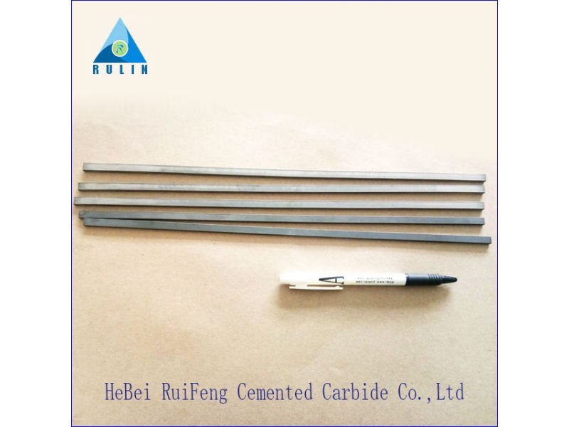 Extra fine grade K20 tungsten carbide flat blanks
