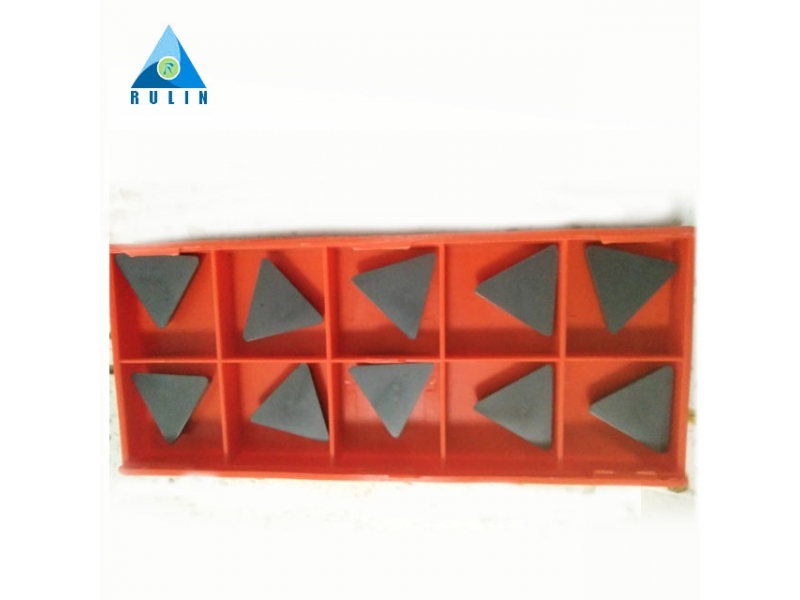 P30 high quality tungsten carbide polished milling tips/tungsten carbide chips