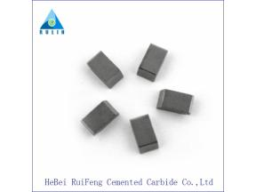 K20 Cemented carbide saw brazed tips for TCT saw blade tips