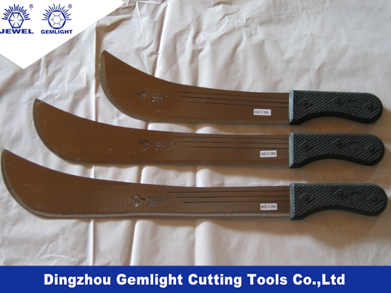Hunting Knife Machete knife with wood handle M204