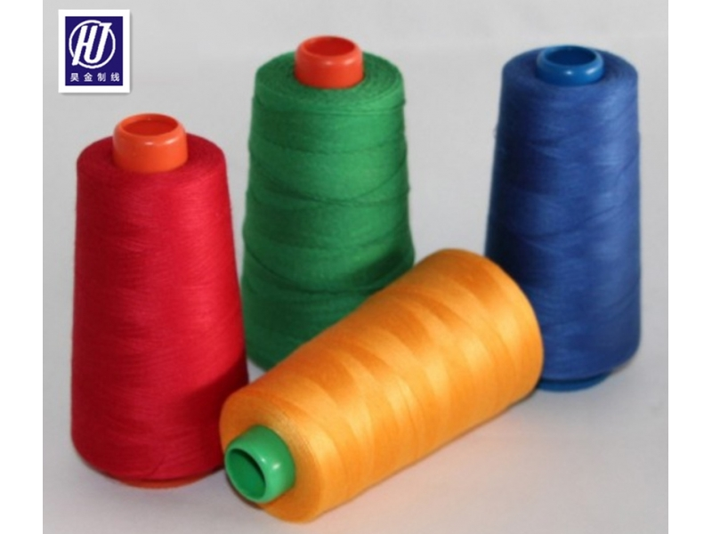 Cheap Price High Strength Polyester Sewing Thread