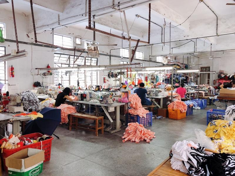 Guicheng Blue Sea Garment Factory, Nanhai District, Foshan City