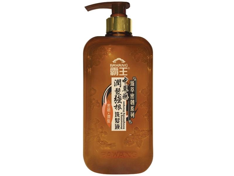 TCM Hair Moisturizing & Root Strengthening Shampoo