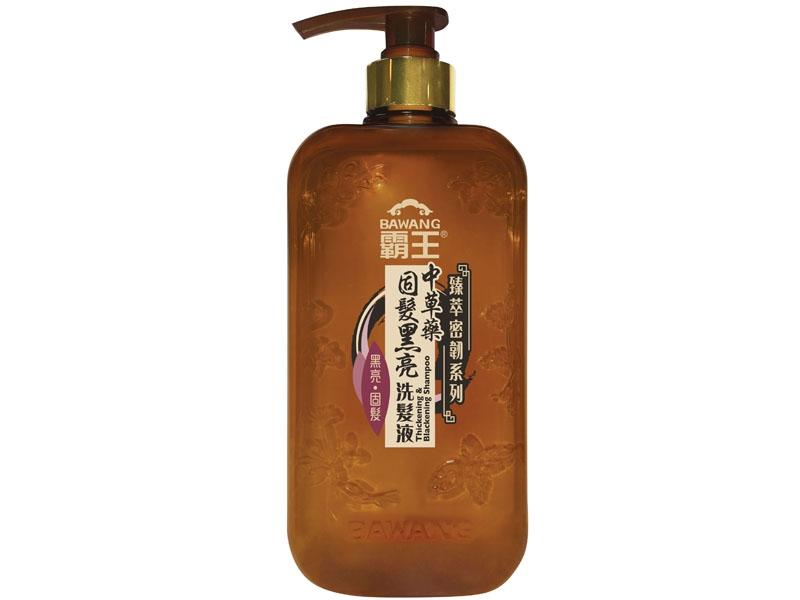 TCM Hair Strengthening & Blackening & Brightening Shampoo