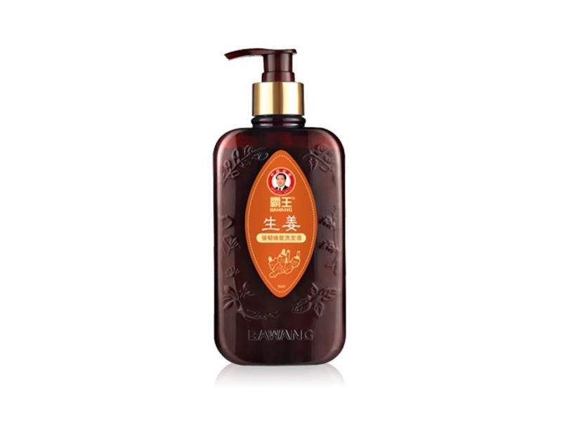 Fresh Ginger Hair Toughening & Energy Activating Shampoo
