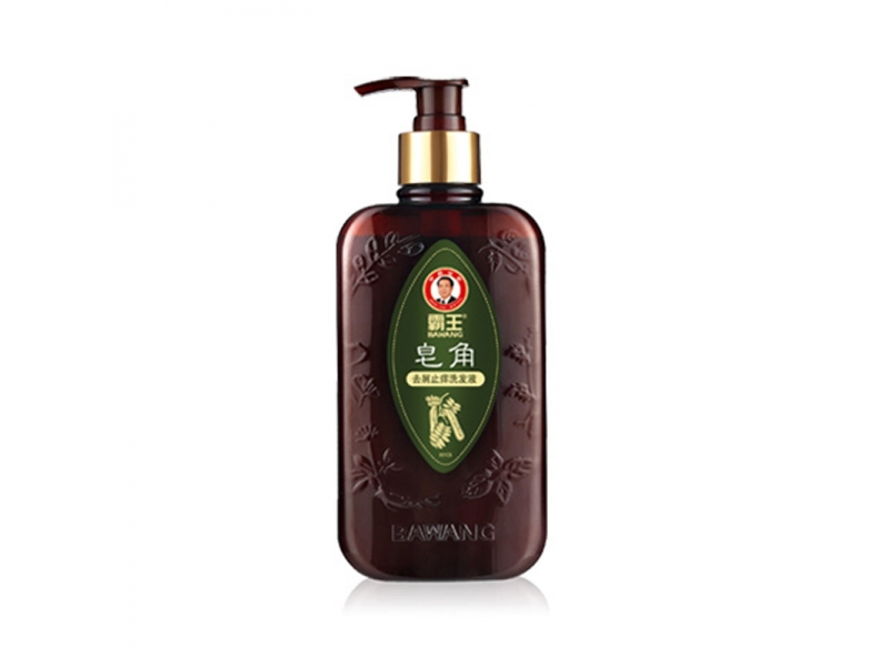 Saponin Anti-Dandruff &Anti-Itch Shampoo