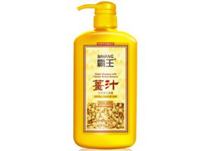 Ginger Shampoo with Chinese Herbal Extracts