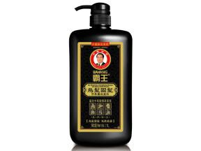 Hair Blackening & Strengthening Shampoo with Chinese Herbal Extracts