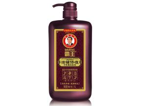 Nutri-repairing Shampoo with Chinese Herbal Extracts