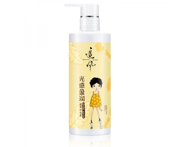 Royalwind Light Sensation Moisturizing Plant Extract Hair Conditioner