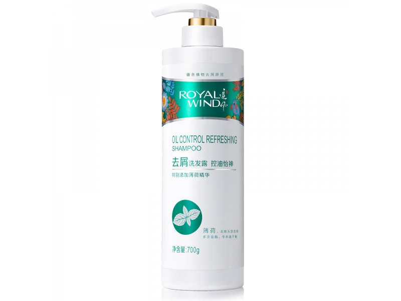 Royalwind Hair Oil Control & Anti-Dandruff Shampoo