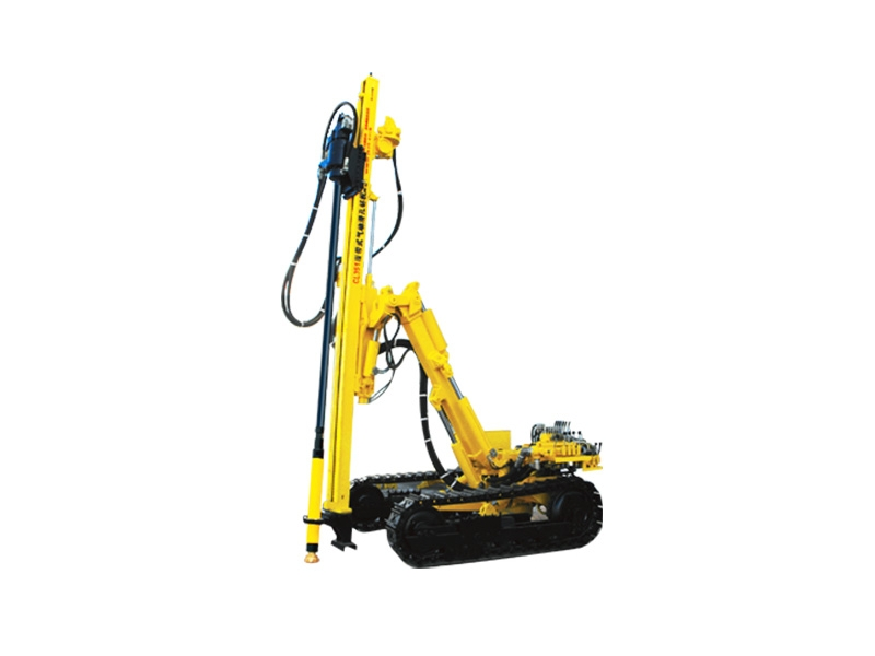CL351 Crawler Mounted Pneumatic Drilling Rig