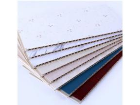New-type fast-speed installation free formaldehyde  wood timber vinyl siding zhejiang
