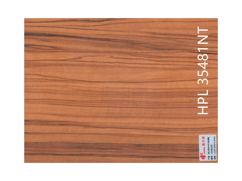 11mm Wood Veneer HPL Marine Commercial Plywood with Building Material and Construction