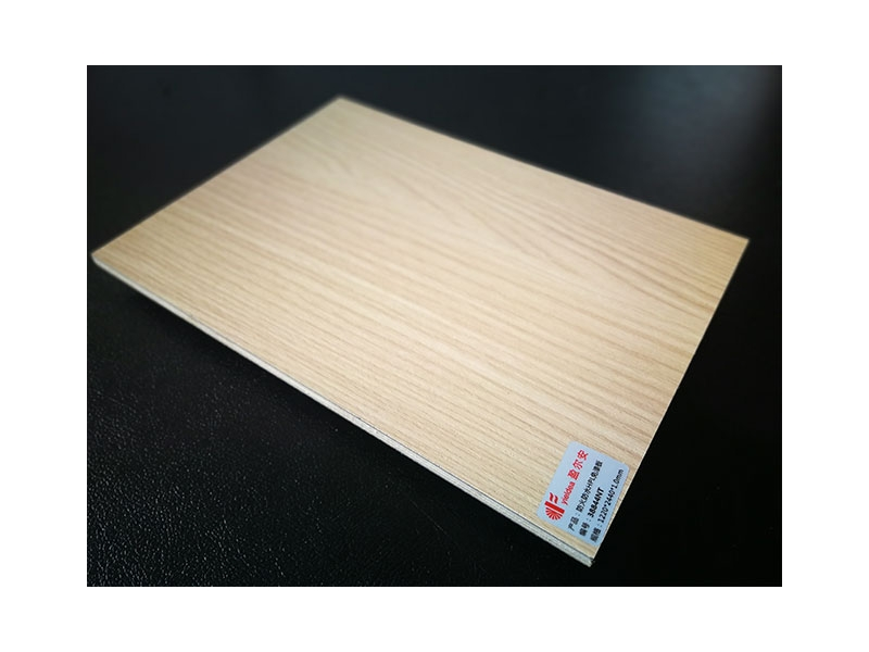 17mm Particle Board HPL Commucial Plywood for Flooring and Home Decoration Wood