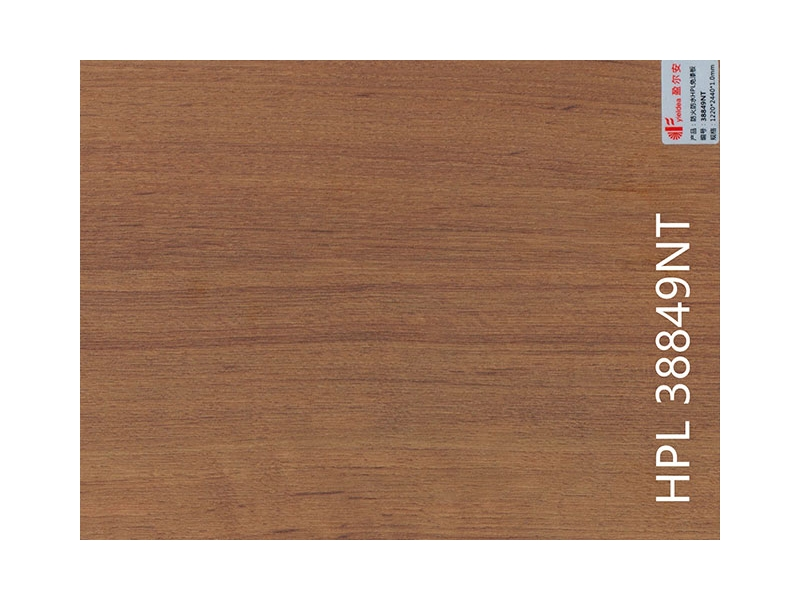 7mm Plain MDF HPL Birch Plywood for Decorative Material and Flooring Lumber