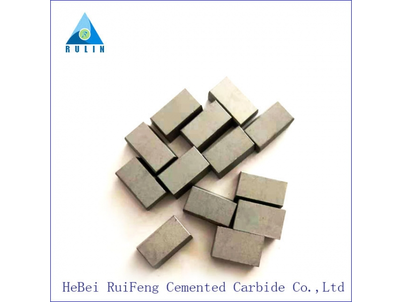 K20 Sintered Cemented Tungsten carbide tipped for cutting