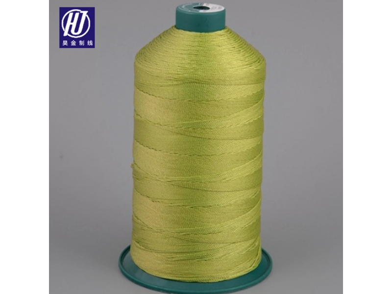 100% Nylon Filament Sewing Thread For Car Seat