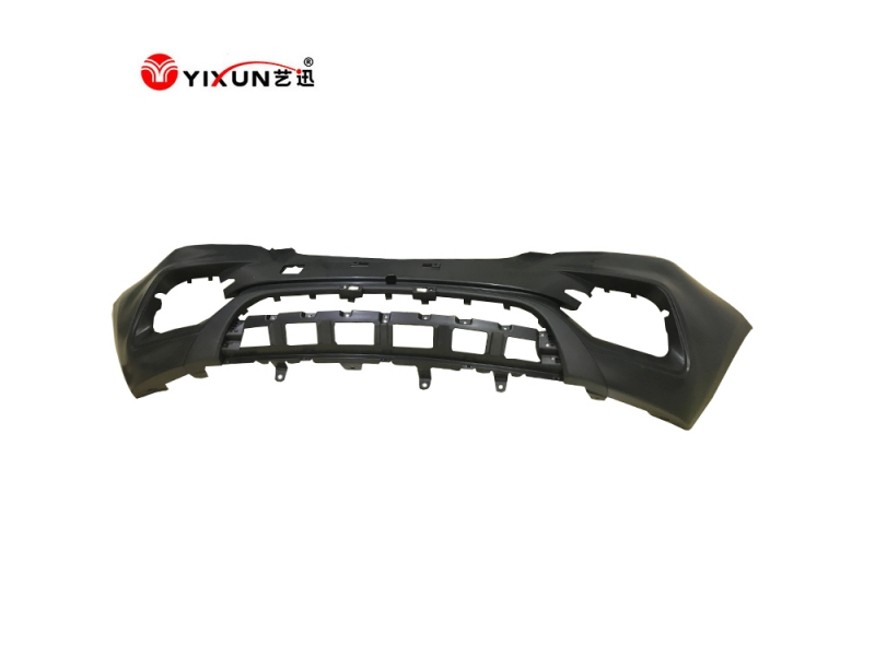 China Dongguan tooling molding Upper Duct Front Bumper mold