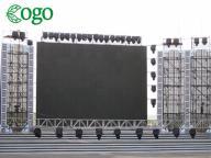 Outdoor P4.81 Rental LED Display Screen