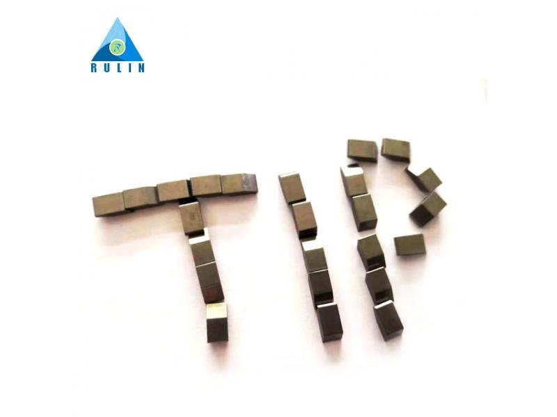 K10 K20 K30 K40 Tungsten carbide tips ss10 for breaking tempered glass