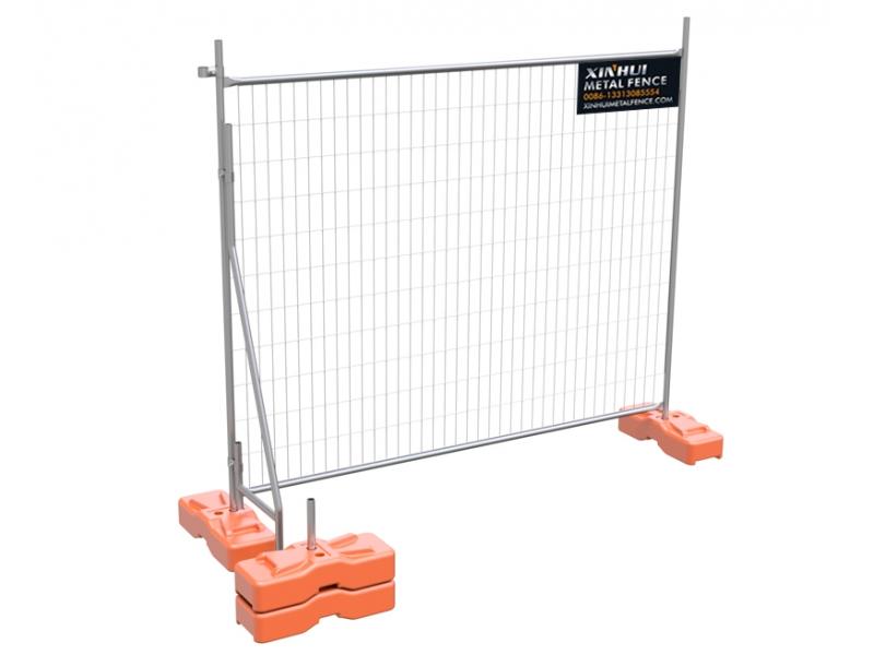 Temporary Fence Support Brace/Bracket