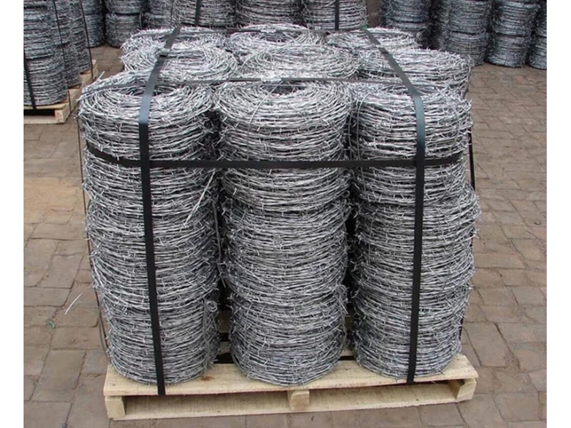 PVC Coated Barb Wire