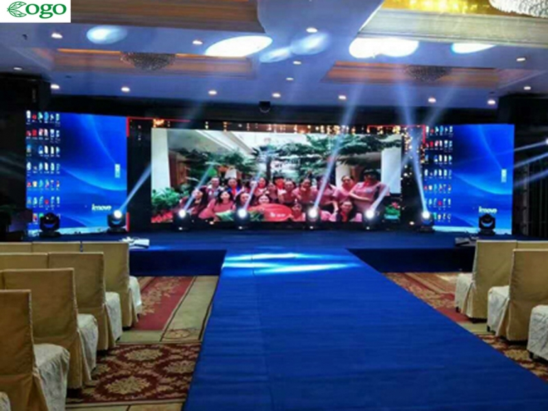 Indoor P3.91 LED  Video Wall Screen