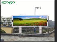 Outdoor P10 LED Digital Billboard Panel