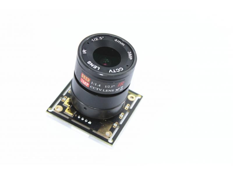 H.264 Camera module 2MP HD 1080P webcam with Microphone