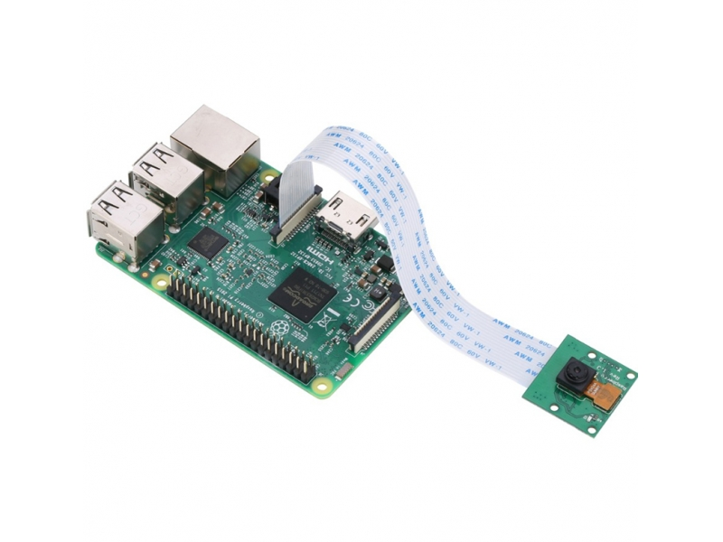 Raspberry Pi 3 Model B+ Camera Module 1080p 720p Mini Camera 5MP Webcam Video Camera compatible for