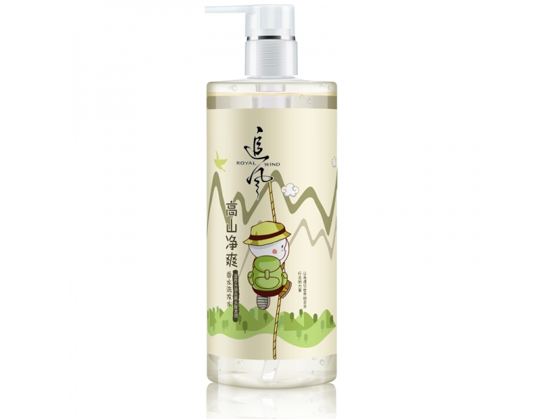 Royalwind Mountain Clean & Cool Shampoo