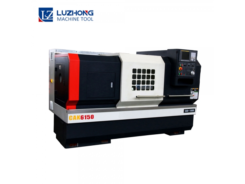 CNC mini lathe machine  CAK6140 Educational cnc lathe machine