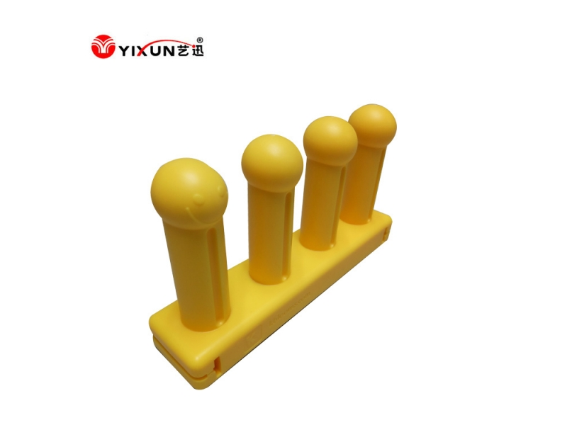 Gas Asist Injection Molding Plastic Hand Knitting Loom Mold