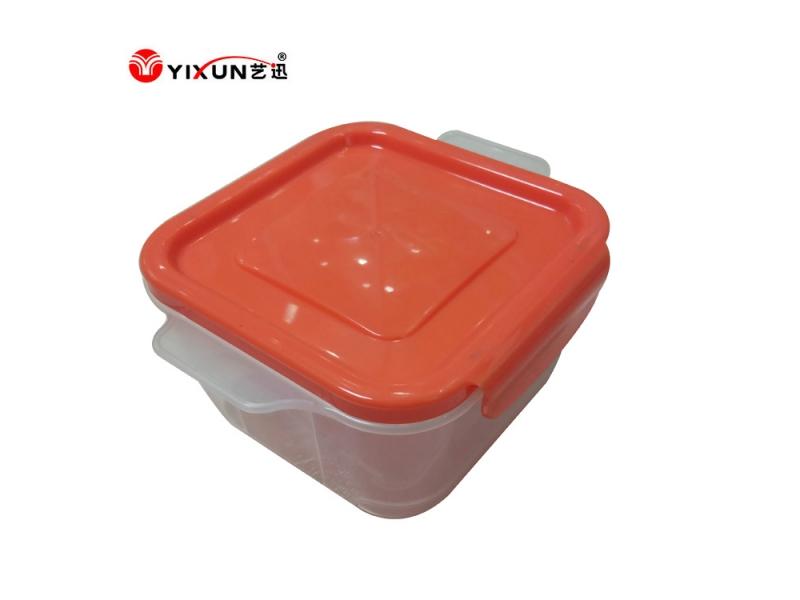 Lunch Box / Crisper Plastic Mold Plastic Food Crisper Mould