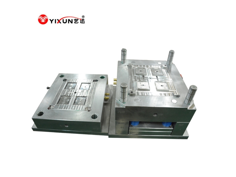 PC Board Electrical IC Socket Mold Making