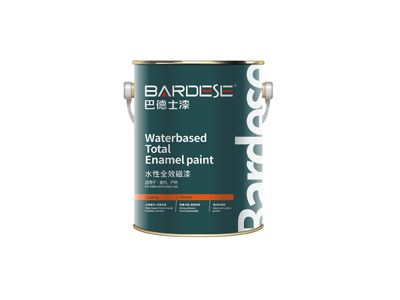 Bardese external wall paint