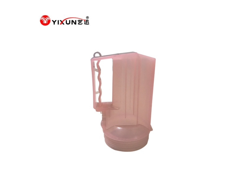 Custom Plastic Injection Mould /Mold of Pink Plastic Bottle