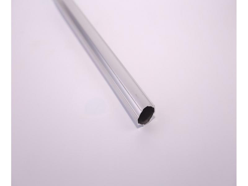 Aluminium-alloy pipe