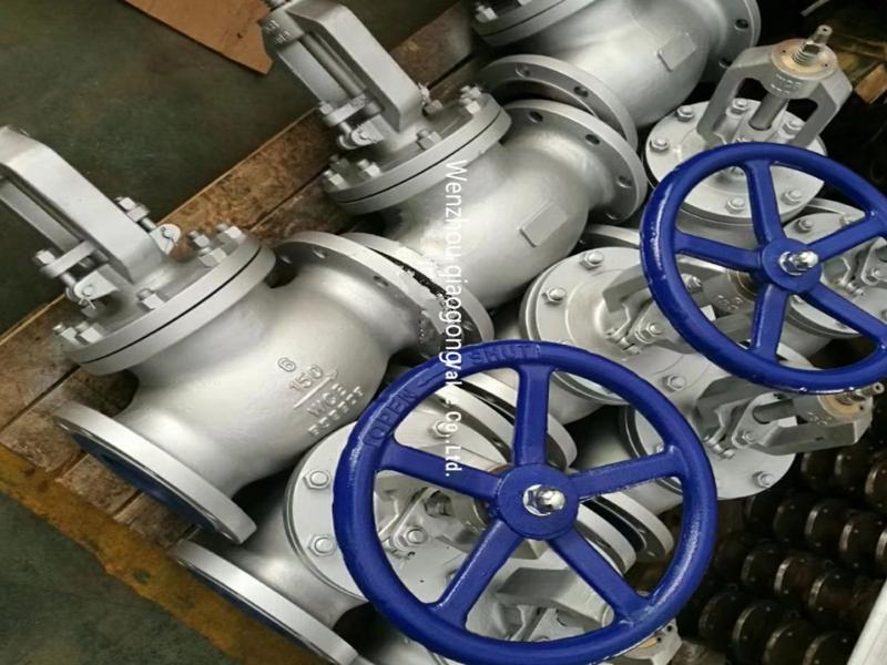 jis10k/20k  Flanged globe valve