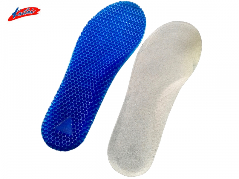 Amazon Hot Sale Foot Balance Shoe Pad Honeycomb Design Air Cushioned Insoles