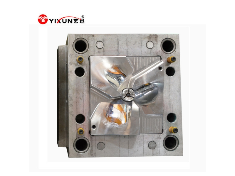 Automotive Air Conditioning Fan Injection Mold
