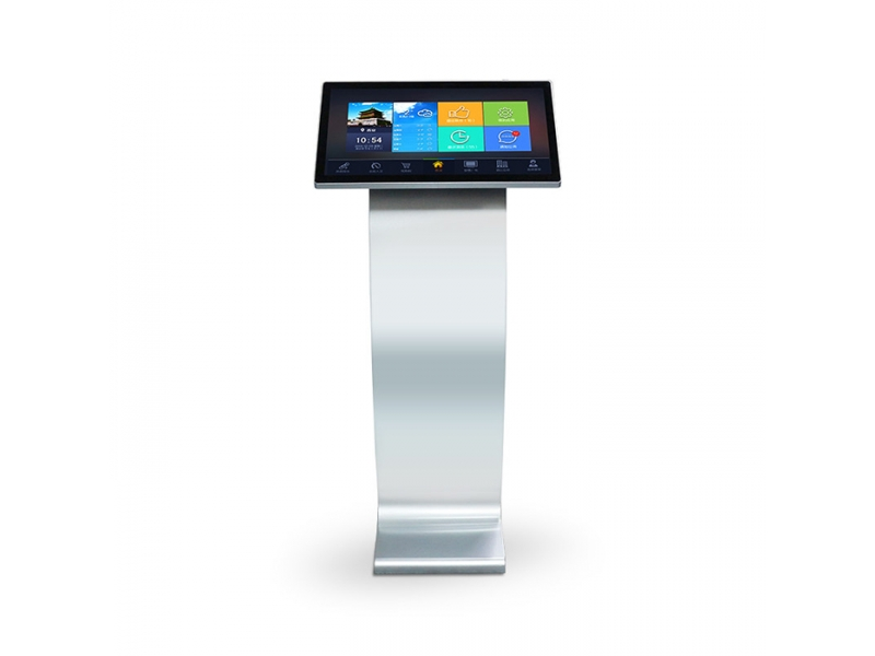Touch screen all in one 15 inch kiosk