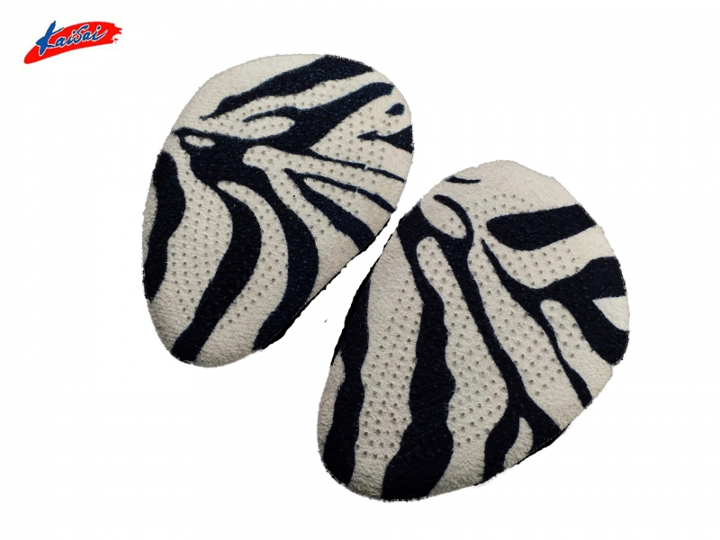 Amazon Hot Sale Forefoot Pad Ball of Foot Cushion Half Insole