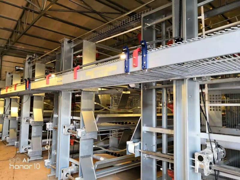 Weihui Fengyu Breeding Equipment Co., Ltd.