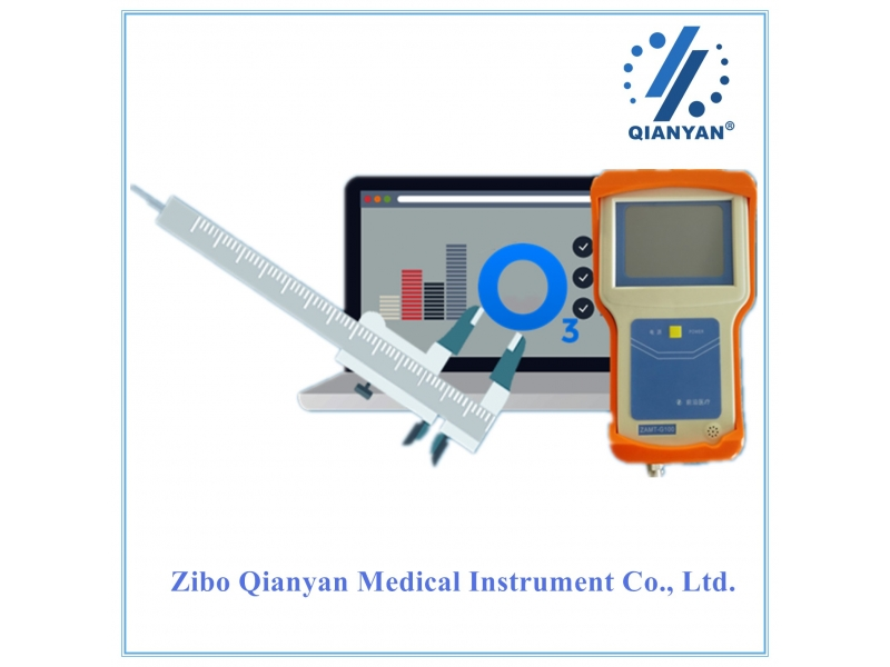 Portable Concentration Detector for Output Ozone ZAMT-G100