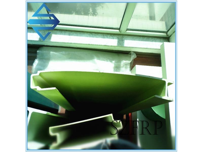 Customized FRP GRP Fiberglass Profiles