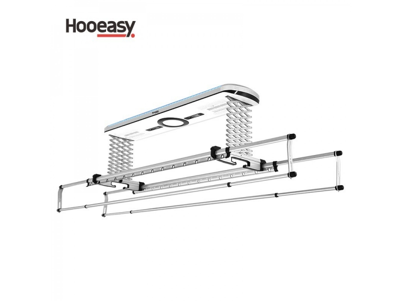 Ceiling Type Cloth Drying Rack Automated Smart Clothes Drying