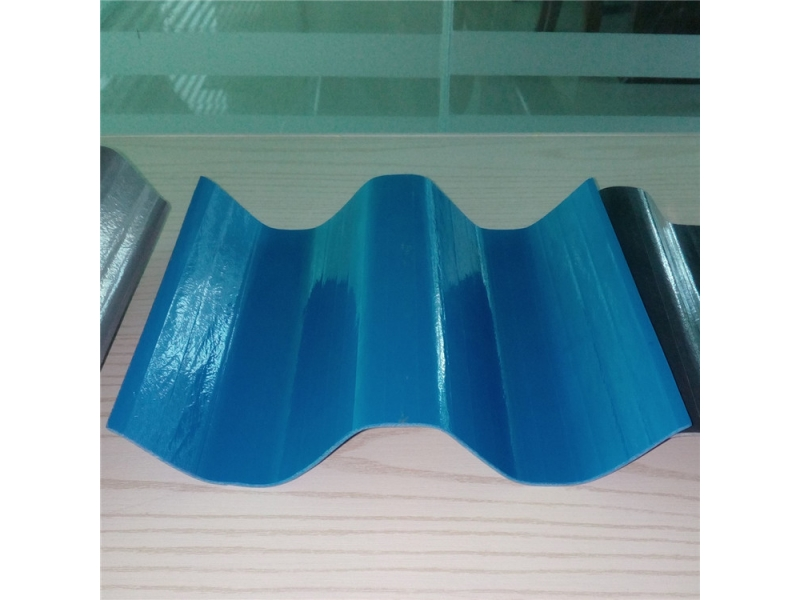 FRP GRP Fiberglass Anticorrosive Corrugated roof Sheet