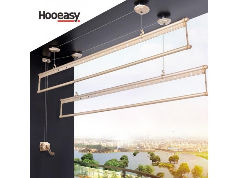 Manual Cloth dry hanger metal stainless steel